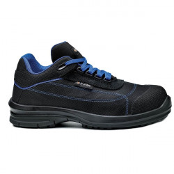 Παπούτσια εργασίας PULSAR S1P SRC Νο46 μαύρο/μπλε, BASE