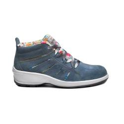 Γυναικεία παπούτσια εργασίας SALLY S1P SRC No 37 Μπλε/Γκρι, BASE