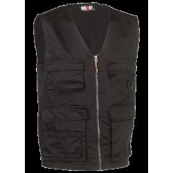 TORRO BODYWARMER BLACK XL