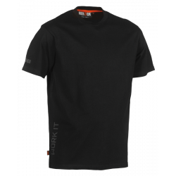 Callius T-Shirt short sleeves BLACK XXL