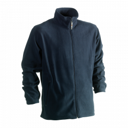 Darius fleece jacket NAVY XXL
