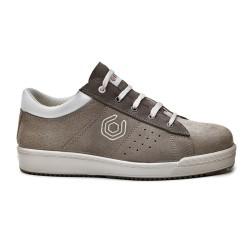 Παπούτσια εργασίας PIXEL S1P SRC No 40 Γκρι/Λευκό, BASE