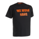 Anubis T-shirt short sleeves BLACK S