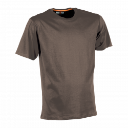 Argo T-shirt short sleeves GREY XL