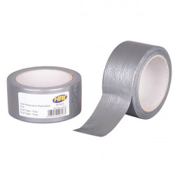 Duct tape 1900 ασημί 48mmx25m, HPX