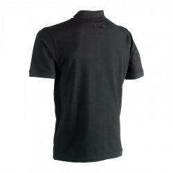 Leo polo short sleeves BLACK M