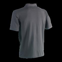 Leo polo short sleeves GREY XL