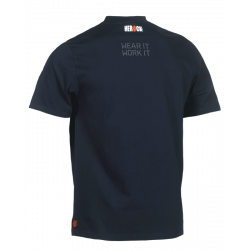 Callius T-Shirt short sleeves NAVY L