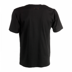 Argo T-shirt short sleeves BLACK XL